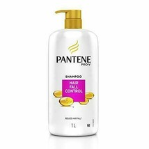 Pantene Hair Fall Control Shampoo, 1L,Target Audience: Men & Women, free... - $27.05