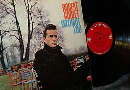 Robert Goulet -  Without You AA20-RC2104 Vintage image 2