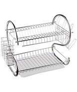 Better Chef DR-16, 16-Inch, Chrome Plated, S-Shaped, Rust-Resistant, 2-T... - $50.73