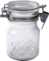 Sure Seal Wire Bale Glass Storage Jar, 14-oz. - Pack of 6 - $51.47