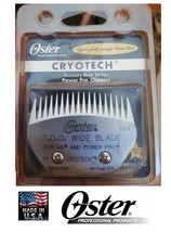 Oster Tdq Take Down Quick T.D.Q. OPTI-BLOCK Blade Fit A5,A6,Many Andis Clippers - $52.20
