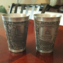 Vintage Original ZINN BECKER German Pewter Wine Cup Tumbler Shot - $20.78