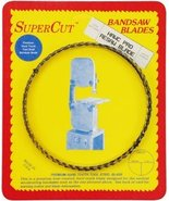 "SuperCut B150H12T3 Hawc Pro Resaw Bandsaw Blade, 150"" Long - 1/2"" Width; 3 Tooth - $24.60"