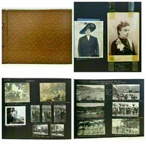 Vintage 1938 Funchal Madiera Portugal 167 Photos Berkeley California Fam... - $699.99