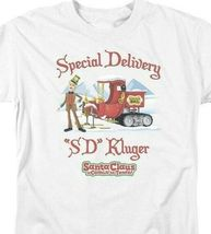 Santa Claus is Comin to Town Retro 70s Christmas TV Special S.D Kluger DRM151 image 3