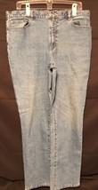 Ralph Lauren Jeans Co Womens Jeans Plus Size 16 Medium Wash 31inseam - $18.29