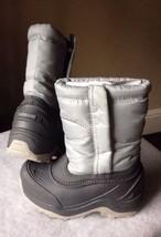 LANDS' END Boy / Girl Snow BOOTS Size: 9 US, UK 8, EU 25 NEW KIDS - $59.99