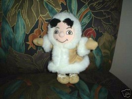 Walt Disney World Alaska Boy Small World Plush - $33.69