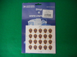Purple Heart Mint Stamp Sheet NH VF Original Package - $7.97
