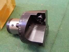 Komet ABS 50 KUF 52 R 90° 52mm Insert Mill with 10 New Inserts - $100.23
