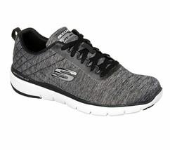 Skechers Black shoes Men's Memory Foam Sporty Comfort Casual Athletic Me... - $49.79