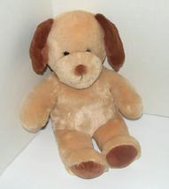 Build-A-Bear Workshop Plush Tan Puppy Dog Brown Ears 16 Inch - $16.81