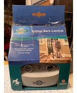 PetSafe Ultrasonic Indoor Bark Control No Bark PBC-1000 No Collar Needed... - $19.99