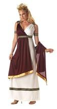 California Costumes Women's Roman Empress Costume Medium - $43.07