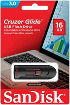 SanDisk Cruzer Glide USB 3.0 16GB 32GB 64GB 128GB Flash Drive Thumb Stick Memory - $8.42+