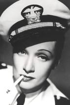 Marlene Dietrich With Cigarette & Hat 18x24 Poster - $23.99