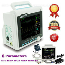 CMS6000 ICU Monitor paziente,monitor dei segni vitali,ECG NIBP SPO2 RESP... - $391.71