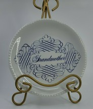 House Of Goebel Grandmother Plate Barvaria W Germany Audrey Walters - $21.99
