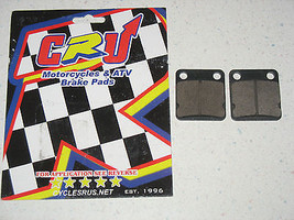 Rear NEW BRAKE PAD SET 2003-2008 SUZUKI LT-Z400Z LTZ 400Z QUAD SPORT -P 8 4 - $10.39