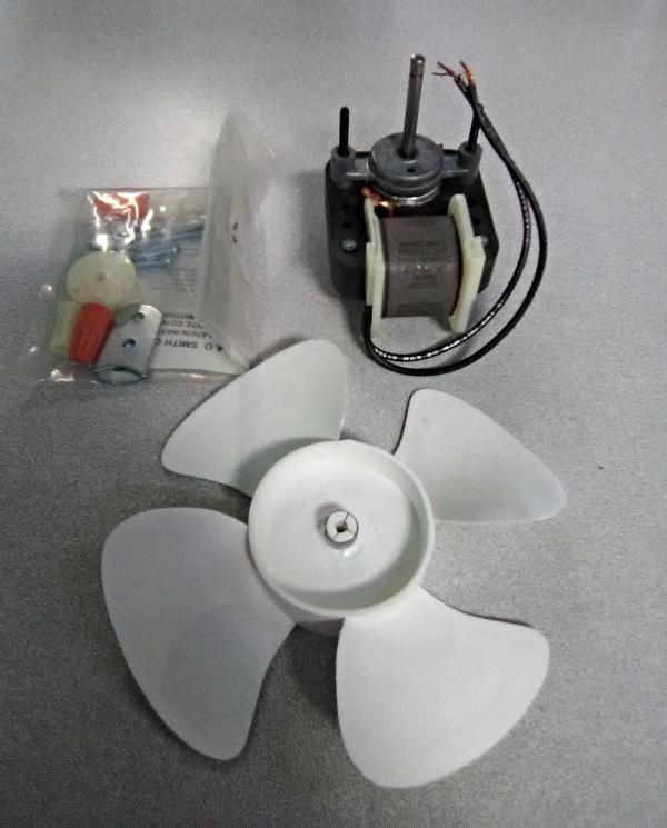 A.O. Smith C Frame Motor Kit #CO1672 - $39.99