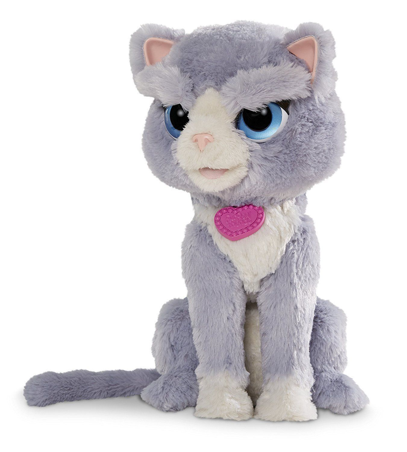 Furreal ,Friends ,Bootsie, Pet, Toy ,sensor,electronic,cat,purr,meow,