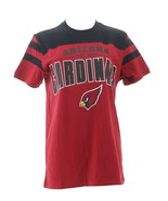 NFL Mens Throwback Short Slv Jersey Tee Cardinals S NEW A282274 - $22.75