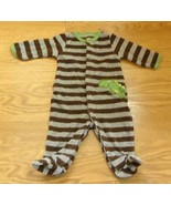 Carter's Footed Pajamas Boy NB Cotton Poly 16429195999 - $5.65