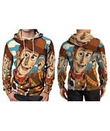 Woodie Toy Story 2 Hoodie Fullprint Men - $44.99