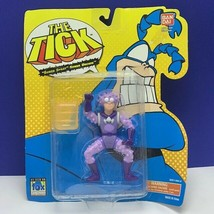 The Tick action figure Bandai 1994 Fox moc sealed vtg retro Sewer spray ... - $53.08