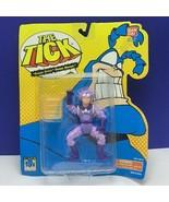 The Tick action figure Bandai 1994 Fox moc sealed vtg retro Sewer spray ... - $53.08