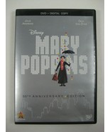 Mary Poppins (DVD, 2013, 50th Anniversary Edition Includes Digital Copy) - $8.66