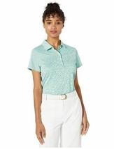 PUMA 2019 Women's Swift Polo Shirt Top 577922_08 Blue Turquoise (XS) XSmall   image 2