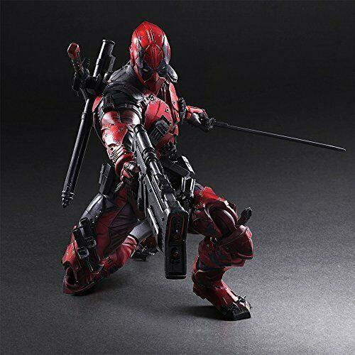 *Marvel Universe Variant Play Arts Kai Deadpool Action Figure