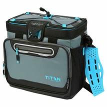 California Innovations Titan Cooler Gray 16-Can Zipperless Triple Cold B... - $54.99