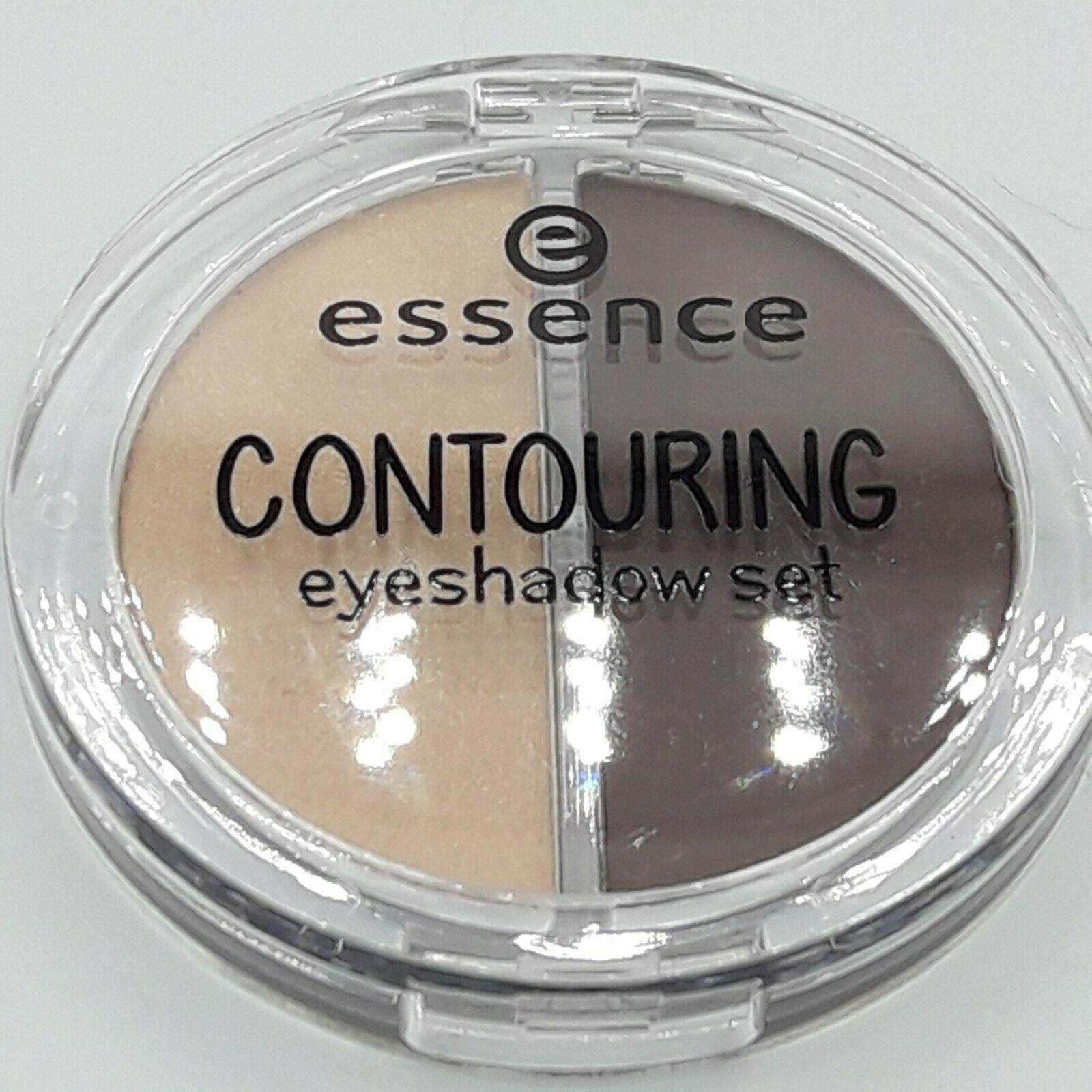Essence Contouring Duo Eyeshadow Set 04 Coffee N' Cream - $6.68