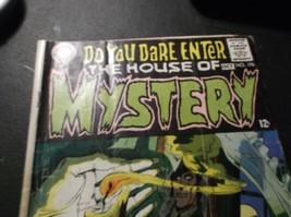 HOUSE OF MYSTERY # 176 * GD- * 1968 * Joe Orlando & Sergio Araganes Artwork! - $2.00