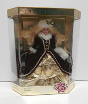1996 Happy Holidays Special Edition Barbie Doll; NEW in Box - $18.69