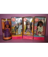 Barbie Kelly AA Black Stargazer Keeya Singing Vet Tamika Halloween Doll Lot - $42.00