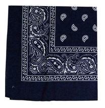 """12 Pack Premium Cotton Head Wrap Scarf Bandana Multiple Colors 22"""" X 22"""" image 5"""