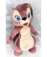 "Great Wolf Lodge Sammy The Squirrel 15"" Plush Toy Advertisement Stuffed ... - $14.44"