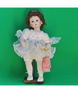 """Limited Edition Florence Maranuk Collection 18"""" Porcelain Doll With Stan... - $119.95"""