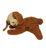 Vintage GUND Swedlin Musical Vent Dessus Chiot Chien Animal en Peluche A... - $82.85
