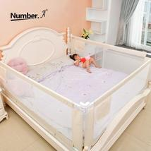 baby playpen bed safety rails for babies children fences fence baby safe... - $118.30+