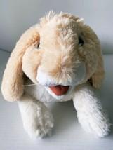 Folkmanis Floppy Bunny Rabbit Plush Puppet - $17.41