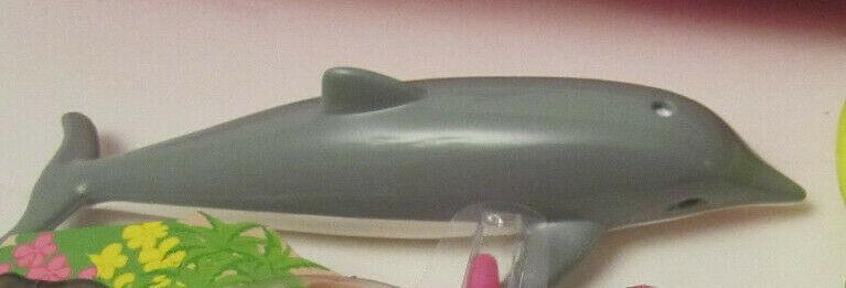 MINT Deboxed Partial 2003 Barbie Sea Splashin' Set Doll with Jetski & Dolphin image 8