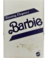 "BARBIE ""EVENING ELAGANCE"" DOLL  IN PACKAGE - $124.95"