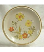 Sunshine Flowers Hearthside Dinner Plate Garden Festival Stoneware Japan... - $21.77