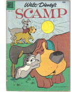 Walt Disney's Scamp Four Color Comic #777, Dell 1957 VG - $11.64