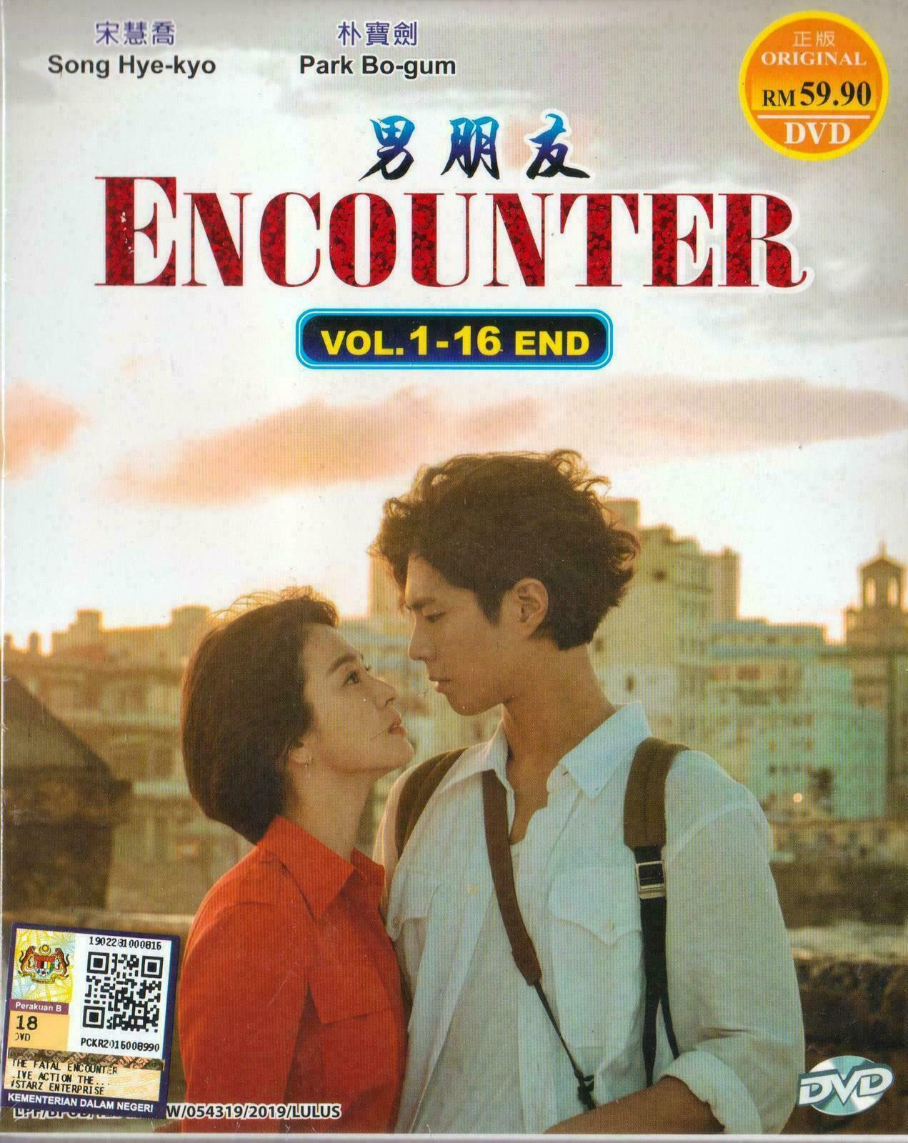 Korean Drama Encounter Dvd -English Subtitle Ship From USA