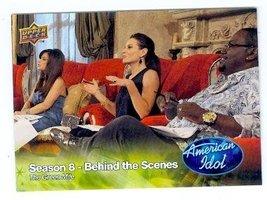 Paula Abdul, Randy Jackson, Kara DioGuardi trading card (Singer) 2009 Up... - $4.00